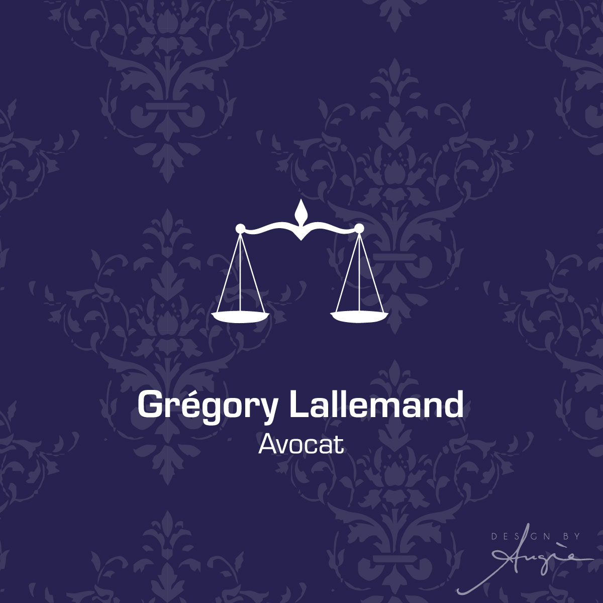 Gregory Lallemand Logo