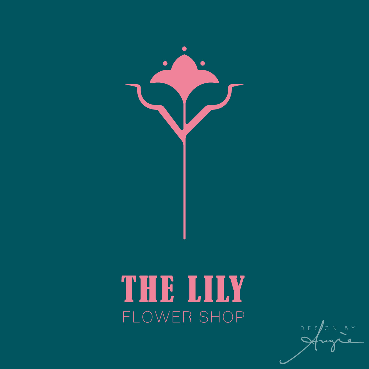 The Lily Ficticious Logo