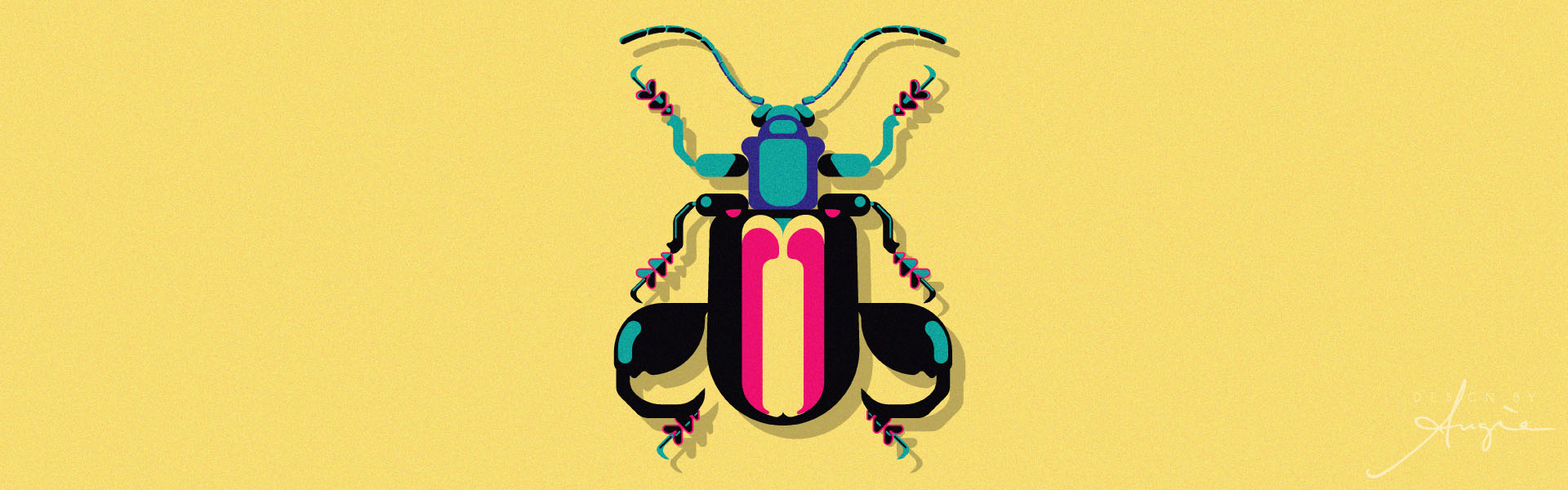 Colorful Bug